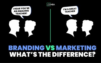 Branding vs Marketing: Finally Untangling the Age-Old Conundrum