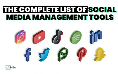 Best Social Media Management Tools (2021 Updated List)