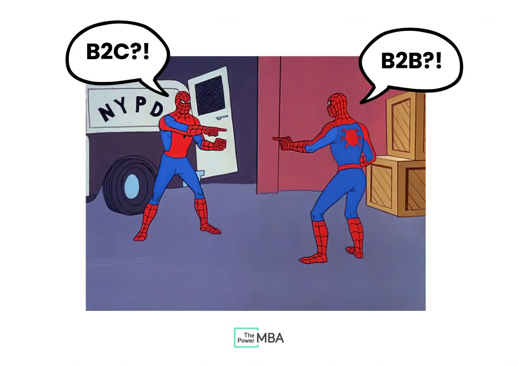 B2C vs. B2B Copywriting