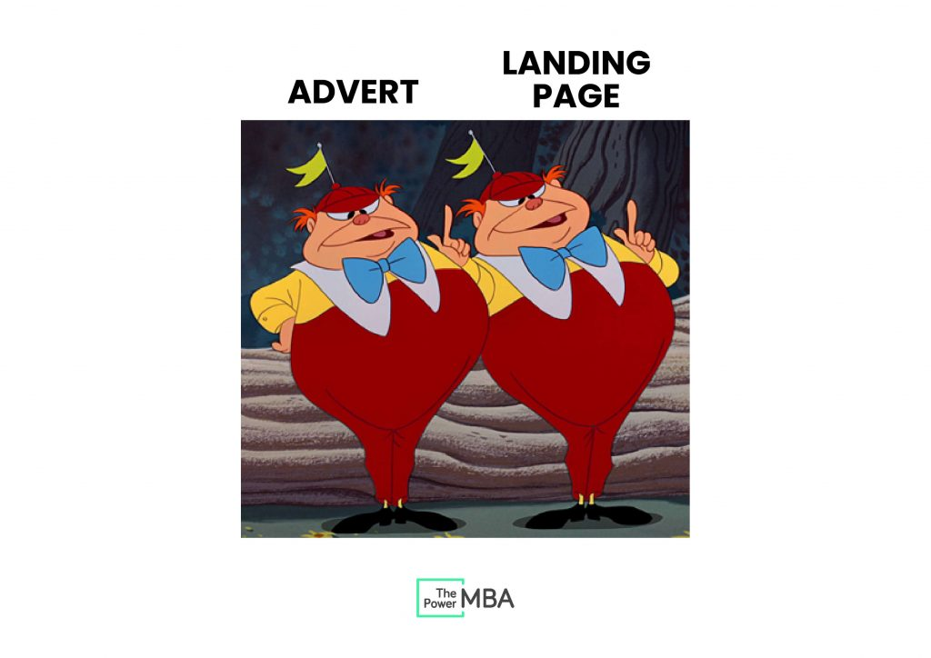 PPC Ads and Landing Pages