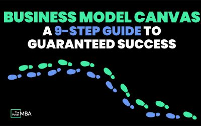 The 9-Step Business Model Canvas Explained (2021 Update)