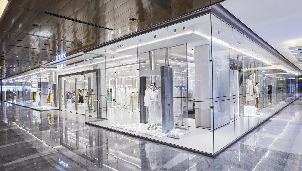 Zara Hudson纽约店