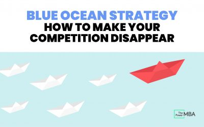 Blue Ocean Strategy: The Complete Guide