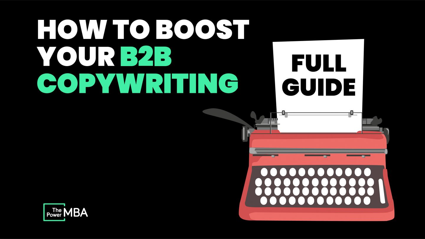 b2b copywriting
