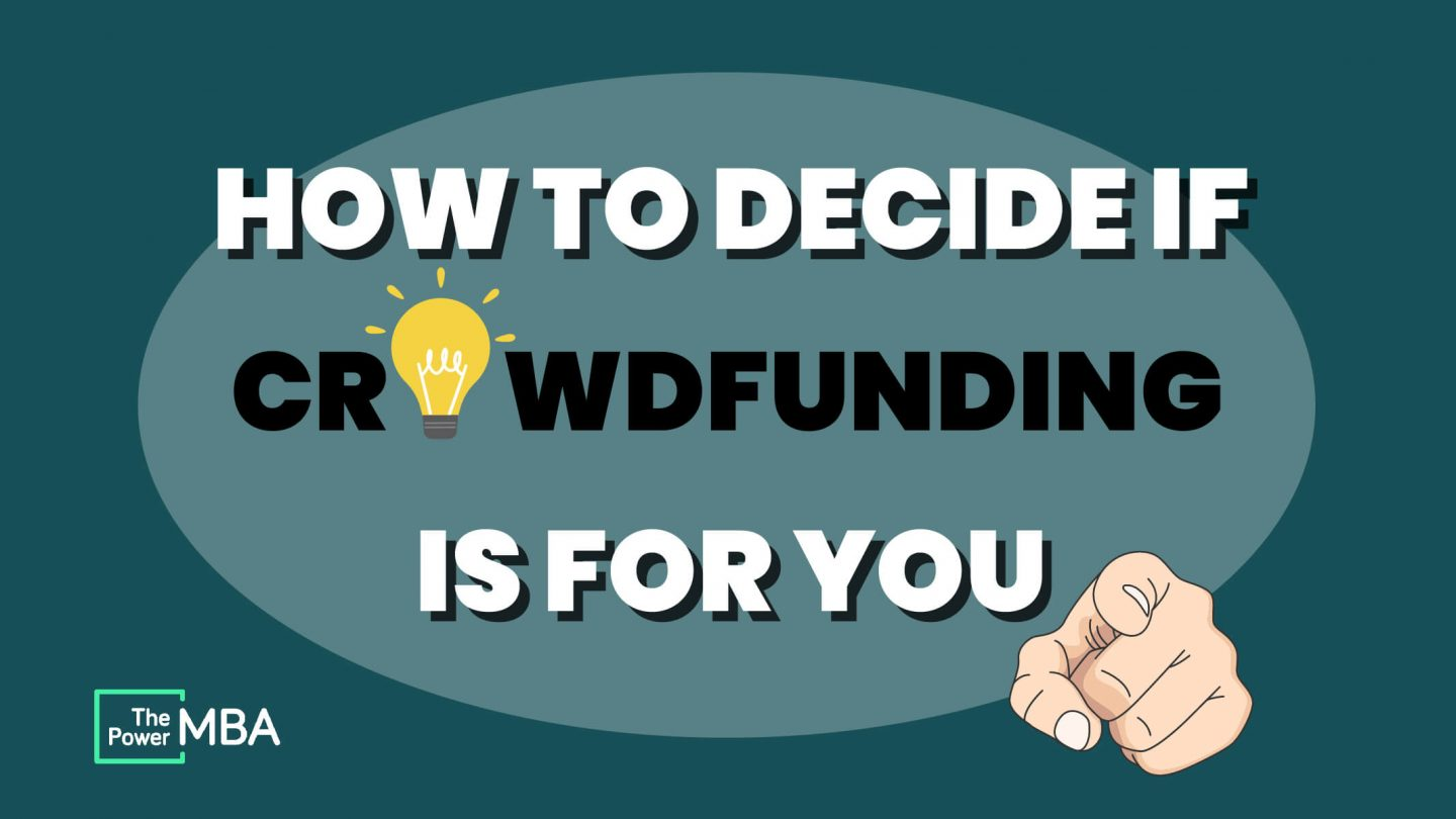 pros and cons of crowdfunding