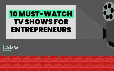 Top 10 Must-Watch TV Shows For Entrepreneurs