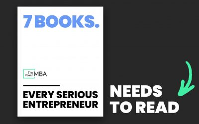 7 Must-Read Books For Entrepreneurs Wanting to Get Ahead