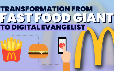 Overcome the Biggest Barriers to Digital Transformation (Just Like McDonald's)