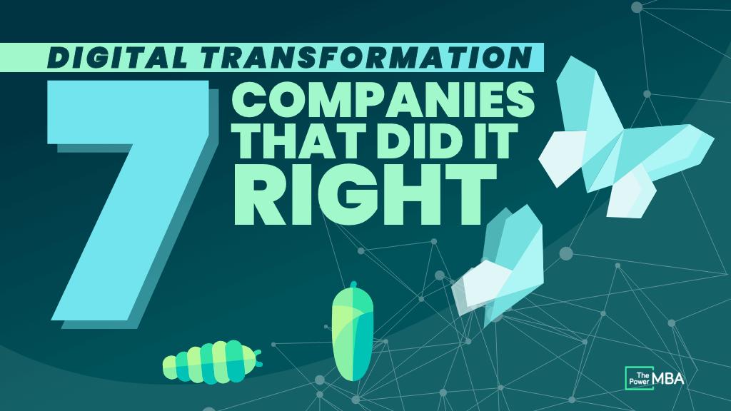 7 Digital Transformation Examples (UPS, Spotify, Dropbox, McDonald's)