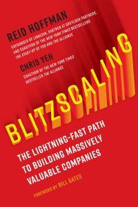 Blitzscaling Book