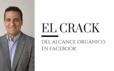 El crack del alcance orgánico en Facebook