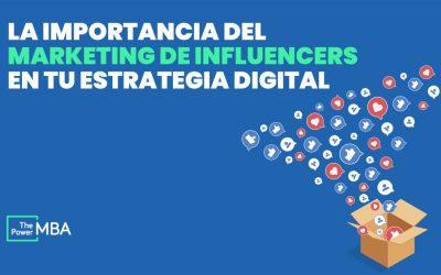 Marketing de Influencers: aprende a crear tu estrategia paso a paso