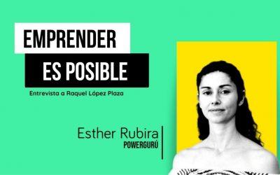 El emprendimiento como proyecto de vida: Raquel López Plaza