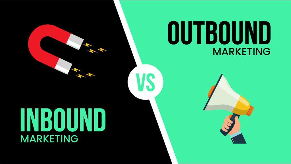 Inbound Marketing vs Outbound Marketing: cuándo deberías utilizar cada metodología