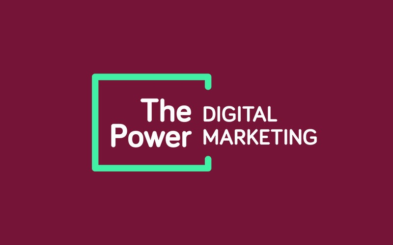 logo master the power digital marketing