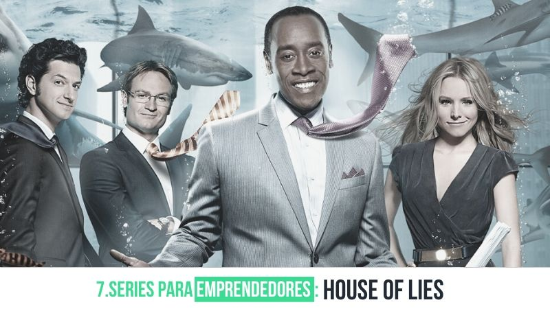 house of lies: M&A y Opas
