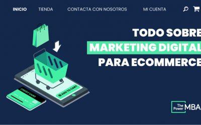 Marketing digital para Ecommerce (Guía 2021): crea la estrategia digital para tu tienda online