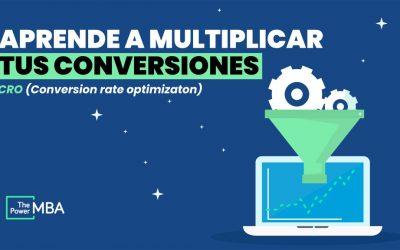 ¿Qué es el CRO? Aprende a  optimizar las conversiones de tu web y de tu ecommerce