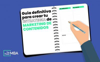 Aprende a crear tu estrategia COMPLETA de Marketing de Contenidos [Guía 2021]