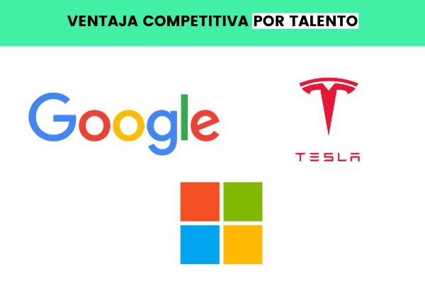 ventaja competitiva por talento