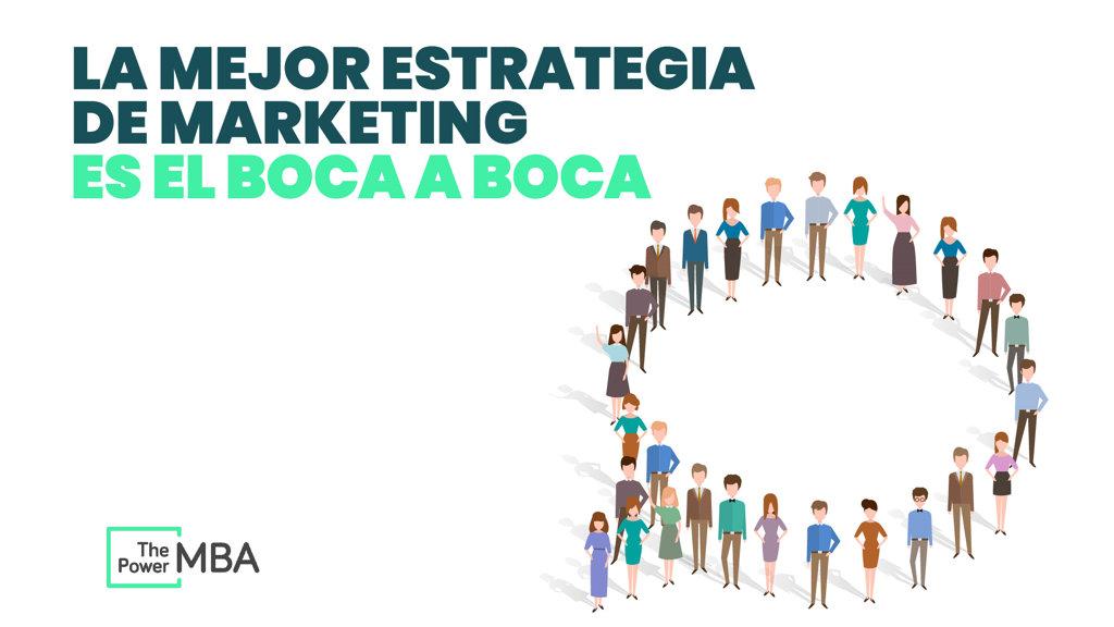 estrategias de marketing de recomendación