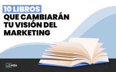 10 libros de marketing que deberías leer (sí o sí)