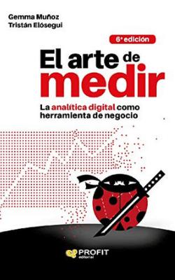 Portada de El arte de medir de Gemma Muñoz y Tristán Elósegui