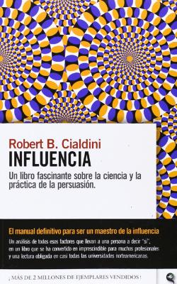 Portada de Influencia de Robert B. Cialdini