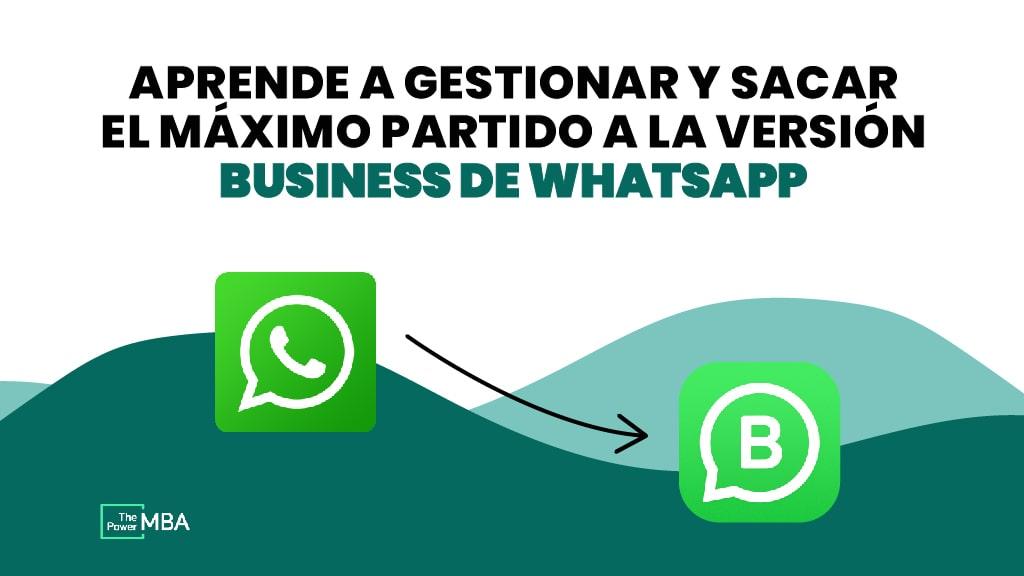 portada WhatsApp Business para empresas