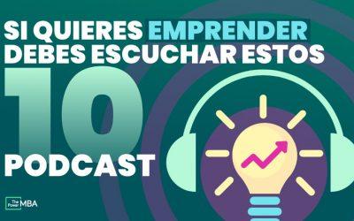 10 podcast para emprendedores que te llenarán de inspiración