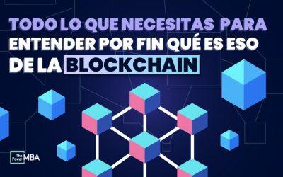 ¿Qué es la blockchain? Descubre la revolución que plantea la cadena de bloques
