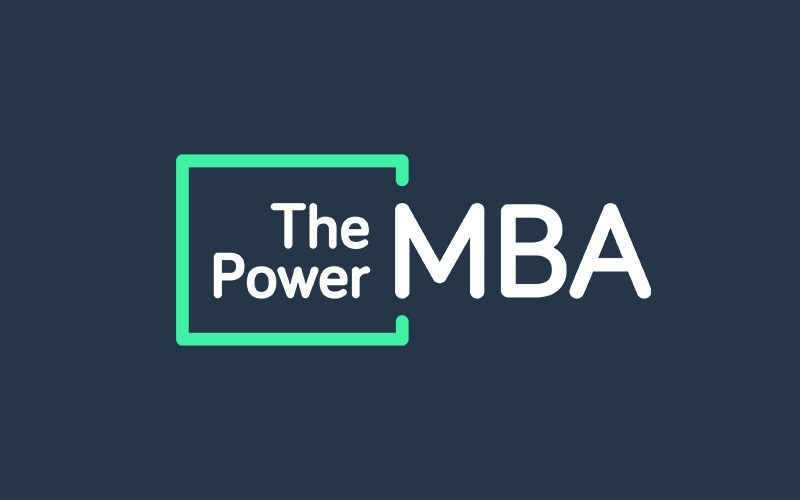 logo master the power mba