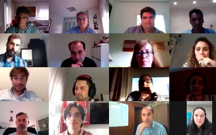 videoconferencia alumnos