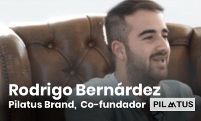 Rodrigo Bernárdez Pilatus Brand